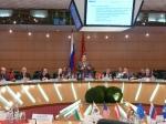 Фотогаллерея III Международного медицинского конгресса «Здравоохранение Российской Федерации, стран СНГ и Европы», который состоялся 8-9 июня 2012 года в Москве