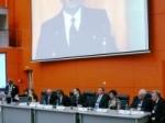 Фотогаллерея Глобального онкологического форума, посвященного 100-летию со дня рождения выдающегося советского онколога, академика Николая Николаевича Блохина, открывшегося 4 мая 2012 года в Москве.