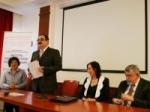 Фотогаллерея открытия IX Конференции с международным участием «Диагностика и лекарственная терапия в клинической медицине», которая состоялась 21 февраля 2012 года в Будапеште, в Национальном Институте онкологии Венгрии