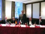 Фотогалллерея III Европейской сессии Международного медицинского конгресса «Здравоохранение Российской Федерации, стран СНГ и Европы, которая прошла с 10 по 12 декабря 2012 в Гамбурге (Германия)