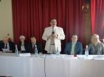 21 апреля 2013 года в столице Греции Афинах открылась XIII Конференция с международным участием «Контроль симптомов в клинической медицине»