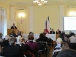 4 декабря 2014 года в Симферополе состоялась II Всероссийская научно-практическая конференция «Паллиативная медицинская помощь в Российской Федерации» в Крымском федеральном округе.
