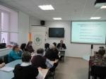16 декабря 2014 г. в г. Липецке на базе Центра последипломного образования состоялся мастер-класс «Паллиативная медицинская помощь»