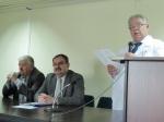 14 мая 2015 года в Екатеринбурге состоялась III Всероссийская научно-практическая конференция «Паллиативная медицинская помощь в Российской Федерации» в Уральском федеральном округе.
