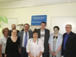 11 мая 2016 года в рамках IV Всероссийской научно-практической конференции «Паллиативная медицинская помощь в Российской Федерации» в Северо-Западном федеральном округе состоялось посещение медицинских и учебных организаций Республики Карелия.