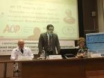 6 апреля 2017 года в Санкт-Петербурге состоялась Всероссийская научно-практическая конференция «Паллиативная медицинская помощь в Российской Федерации» в Северо-Западном федеральном округе.